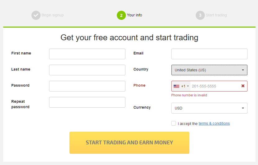Binary options easy